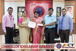 Chancellor Scholarship Awardees (3)